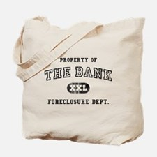 Foreclosure Tote Bag