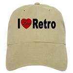 I Love Retro Cap