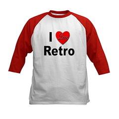 I Love Retro (Front) Tee