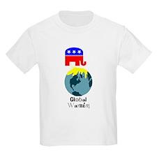 Global Warming Kids T-Shirt