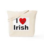 I Love Irish Tote Bag