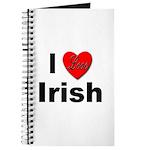 I Love Irish Journal