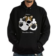 Smooth Collie - I Herd... Hoodie