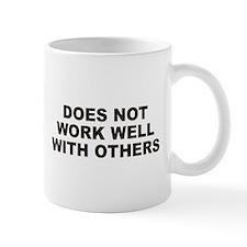 Work Well Small Mugs