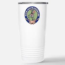 KICK-ASS BLUEGRASS Travel Mug