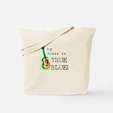 TRUE BLUE-BLUEGRASS Tote Bag