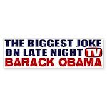 The Biggest Joke Bumper Sticker (50 pk)