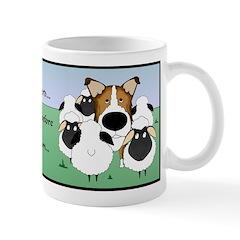 Smooth Collie - I Herd... Mug