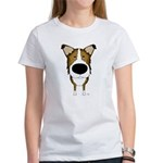 Big Nose/Butt Smooth Collie Women's T-Shirt