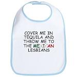 Mexican lesbian Bib