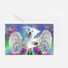 Angel Glow Greeting Cards (Pk of 10)