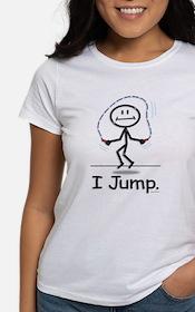 BusyBodies Jump Roping Tee