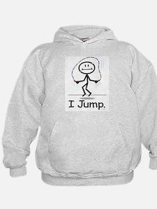 BusyBodies Jump Roping Hoodie