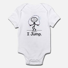 BusyBodies Jump Roping Infant Bodysuit
