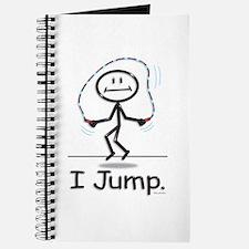 BusyBodies Jump Roping Journal