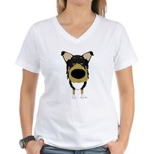 Big Nose/Butt Smooth Collie Shirt