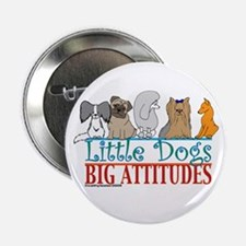 "Big Attitudes 2.25"" Button"