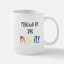 friend of the family Mug
