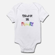 friend of the family Infant Bodysuit
