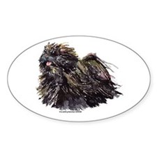 Puli 2 Oval Decal