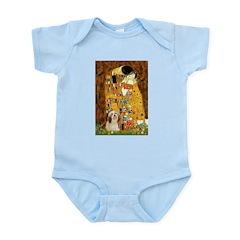 Kiss / Lhasa Apso #4 Infant Bodysuit