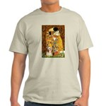 Kiss / Lhasa Apso #4 Light T-Shirt