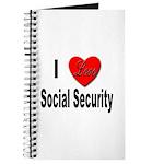 I Love Social Security Journal