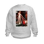 Accolade / Lhasa Apso #4 Kids Sweatshirt