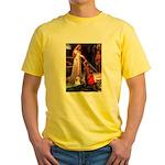 Accolade / Lhasa Apso #4 Yellow T-Shirt
