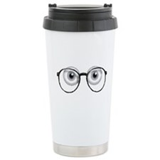 Popping Eyeballs Travel Mug