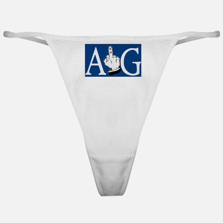 AIG Classic Thong
