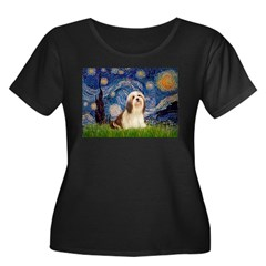 Starry / Lhasa Apso #4 T