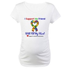 Autism ISupportMy Friend Shirt