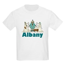 Winter Friends Albany T-Shirt