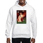 Angel / Lhasa Apso #4 Hooded Sweatshirt