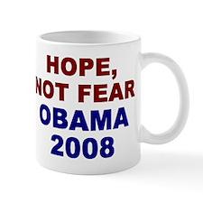 Cute Hope obama Mug