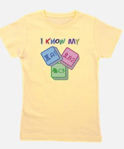 I Know My ABC T-Shirt