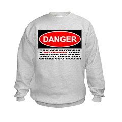 No Obama Zone Sweatshirt