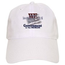 Government is the Problem Baseball Cap