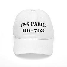 USS PARLE Baseball Cap