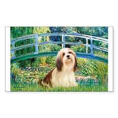 Bridge / Lhasa Apso #4 Decal
