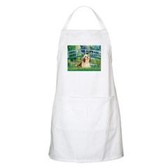 Bridge / Lhasa Apso #4 Apron