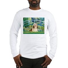 Bridge / Lhasa Apso #4 Long Sleeve T-Shirt