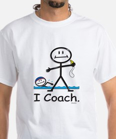 Swimming Coach Shirt