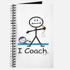 Swimming Coach Journal