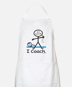 Swimming Coach BBQ Apron