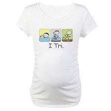 Triathlon Stick Figure Shirt