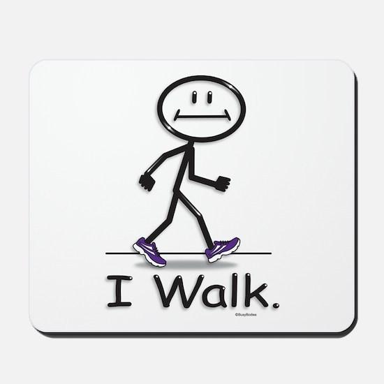 BusyBodies Walking Mousepad