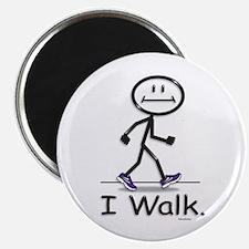 "BusyBodies Walking 2.25"" Magnet (10 pack)"