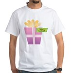 PapPap's Favorite Gift White T-Shirt